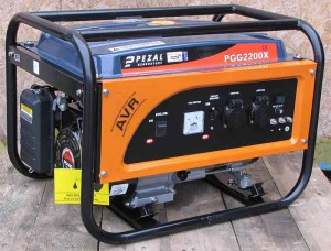 agregat PEZAL PGG2200X HOME 2,2 kW