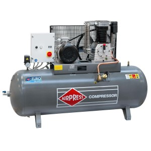 AIRPRESS sprężarka kompresor HK1500-500SD 857l/min. 500l 14bar